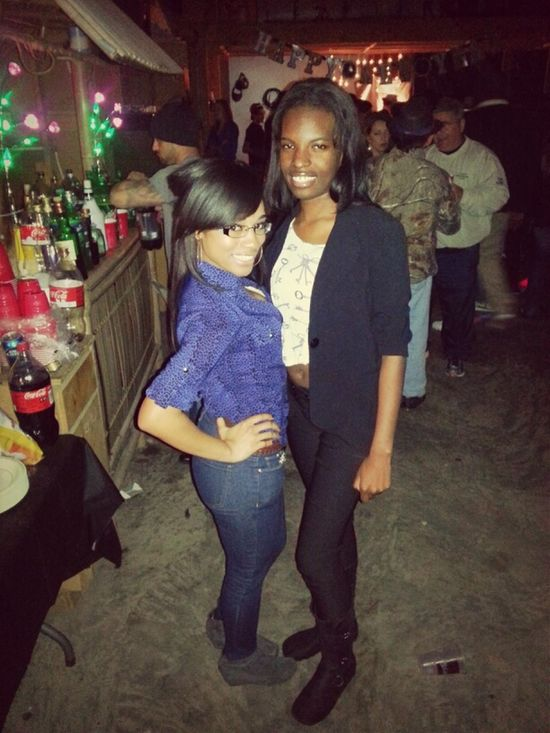 old but idgaf I love this girl right here my sissy for life :)