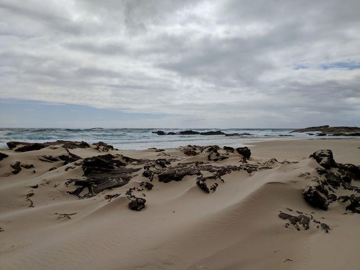 Australia Cloud Cloudy North Stradbroke Island Stradbroke Island Beach Beauty In Nature Horizon Over Water Nature North Stradbroke Ocean Outdoors Queensland Sand Sand Dune Scenics Sea Sky Stradbroke Straddie Tranquil Scene Tranquility Water Wind Windy