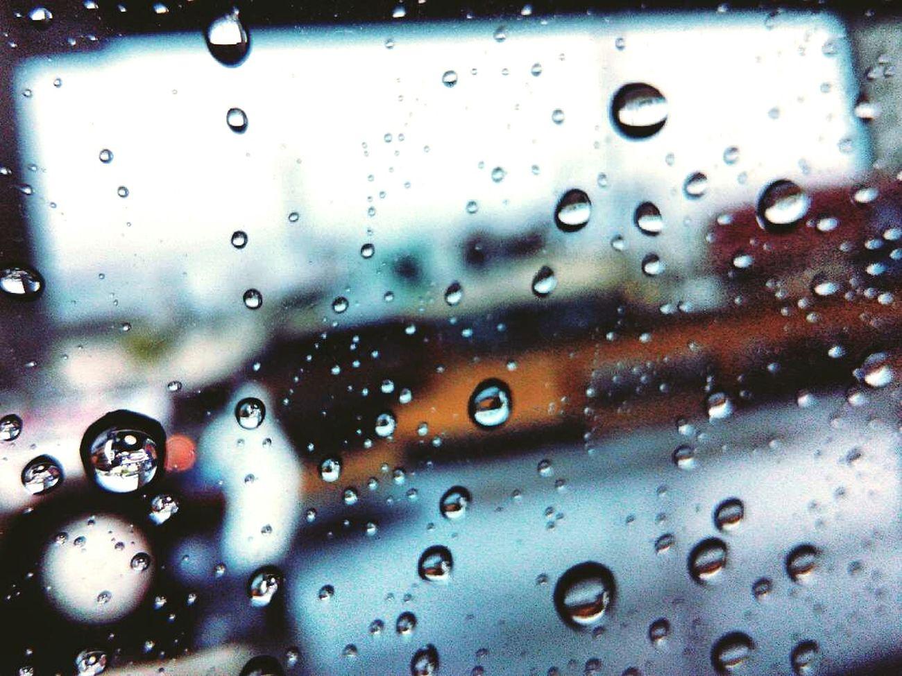 Rainy Days Rain Drops Car Emo Window Drop Rain Transportation Wet No People Weather Water Vehicle Interior Close-up Rainy Season Day RainDrop Indoors  Nature Sky