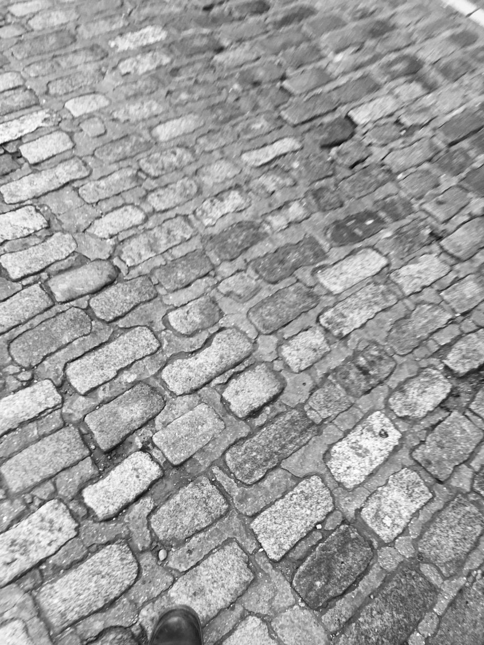 full frame, backgrounds, cobblestone, textured, pattern, no people, stone tile, close-up, day, outdoors