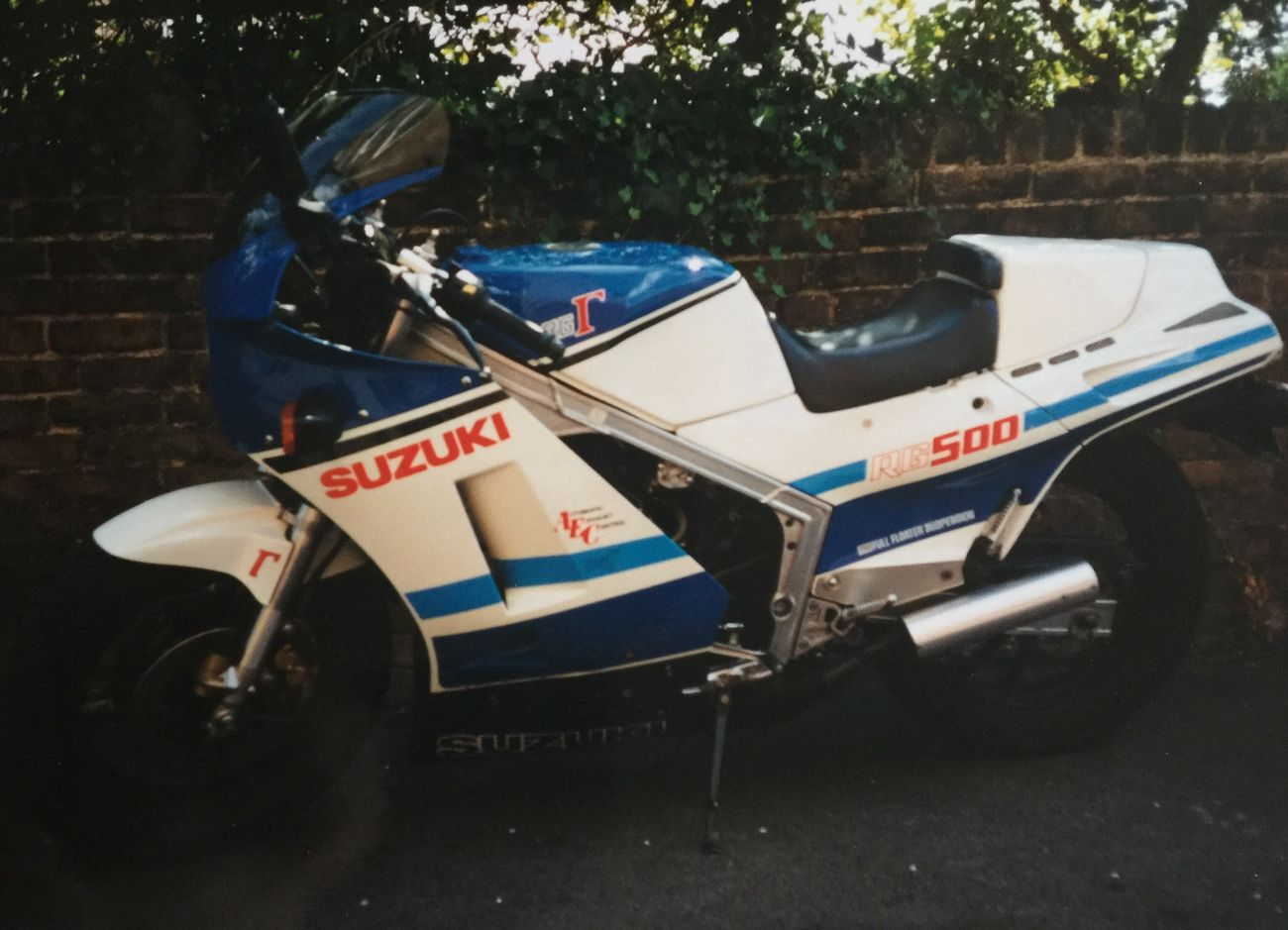 Rg500 Suzuki Teddington Lock Stanley Rd Motorcycles