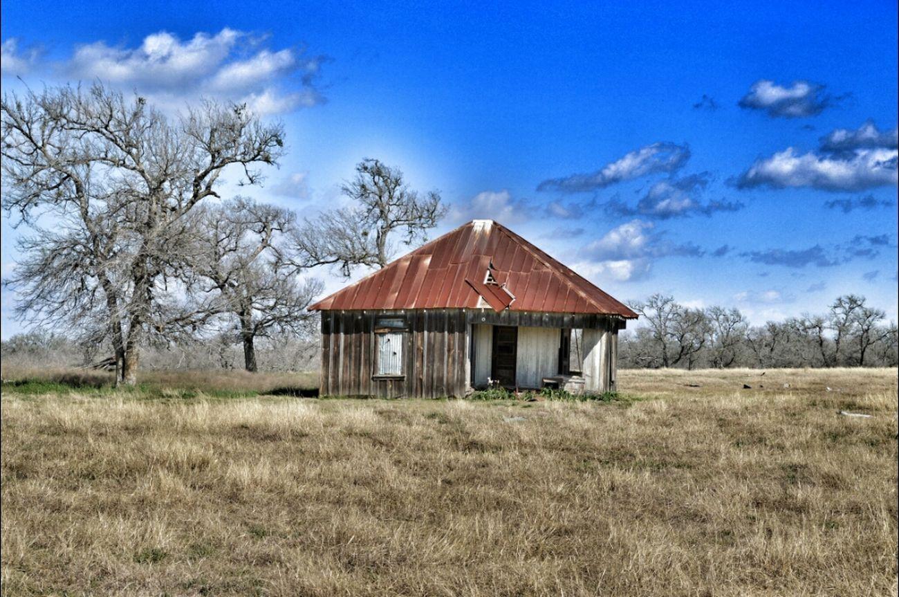 Abandoned Rural Decay Gonebutstanding EyeAmRuralAmerica Texas Sky