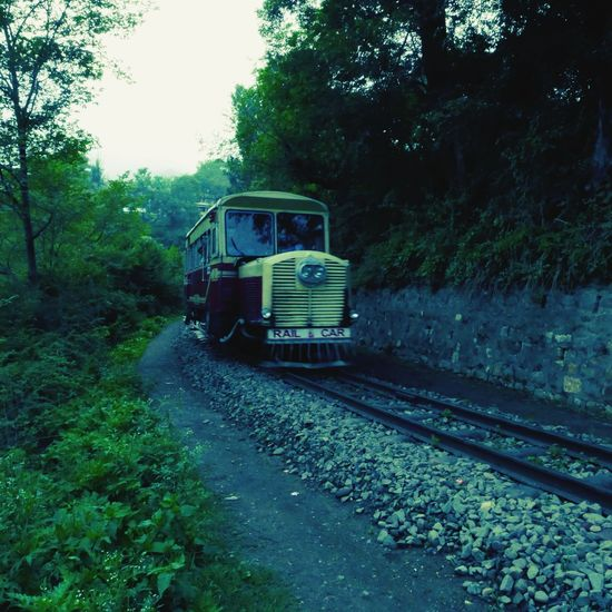 journey into the wilderness Rail Car Himachal Vintage Wilderness Himalayas EyeEm OpenEdit Taking Photos Leica D-lux Typ109