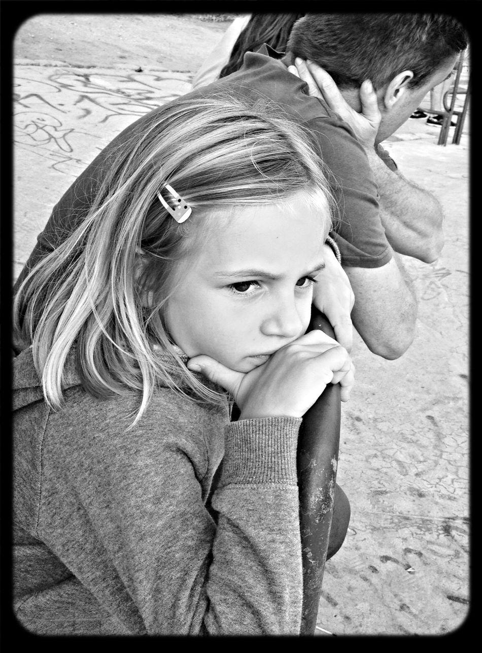 Portrait Black And White Monochrome Taking Photos