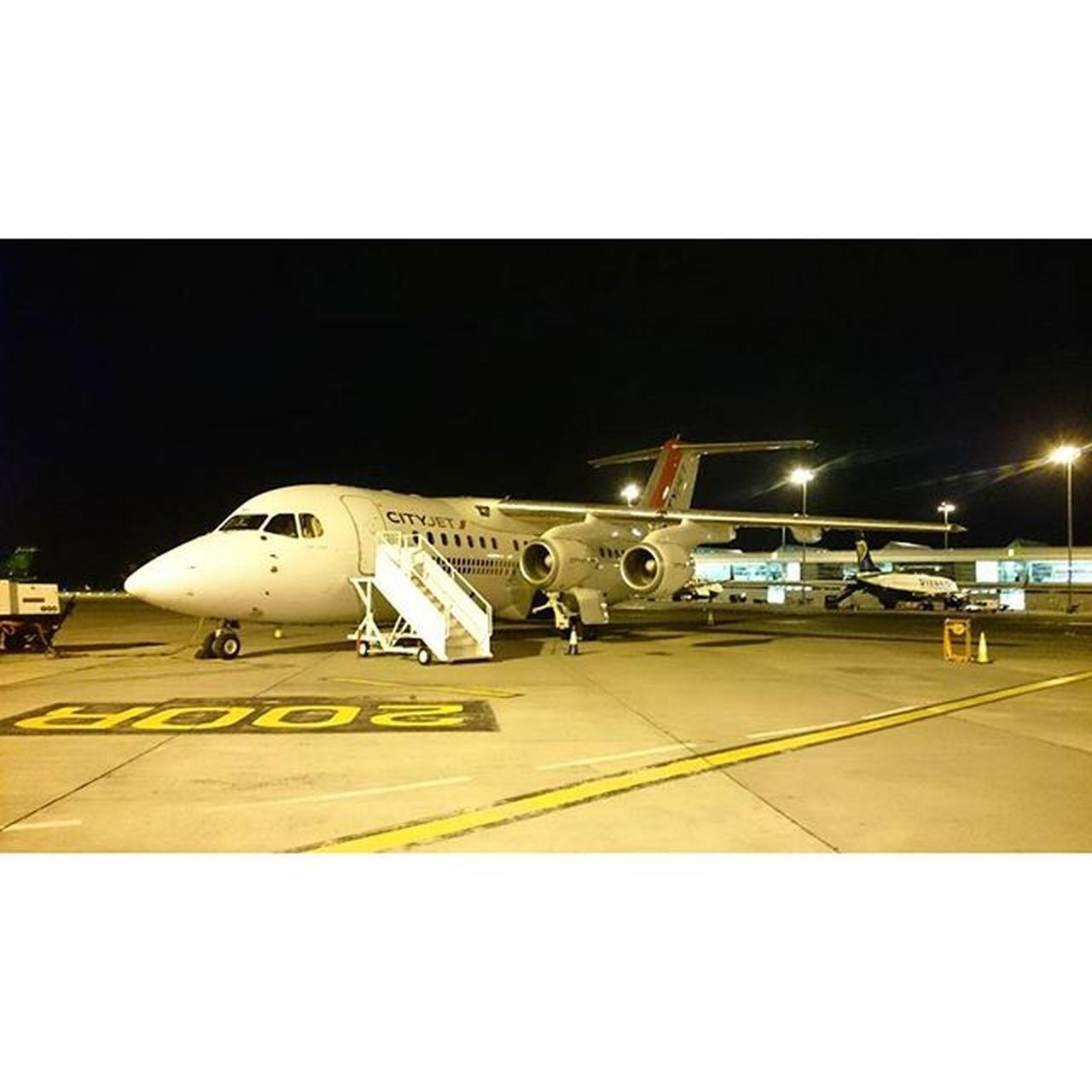 Cute Jumboliner 👌 Cityjet RJ85 Avroliner Dublinairport