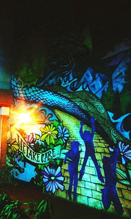 Barbara Bebbington Taking Photos Of Graffiti Vancouver