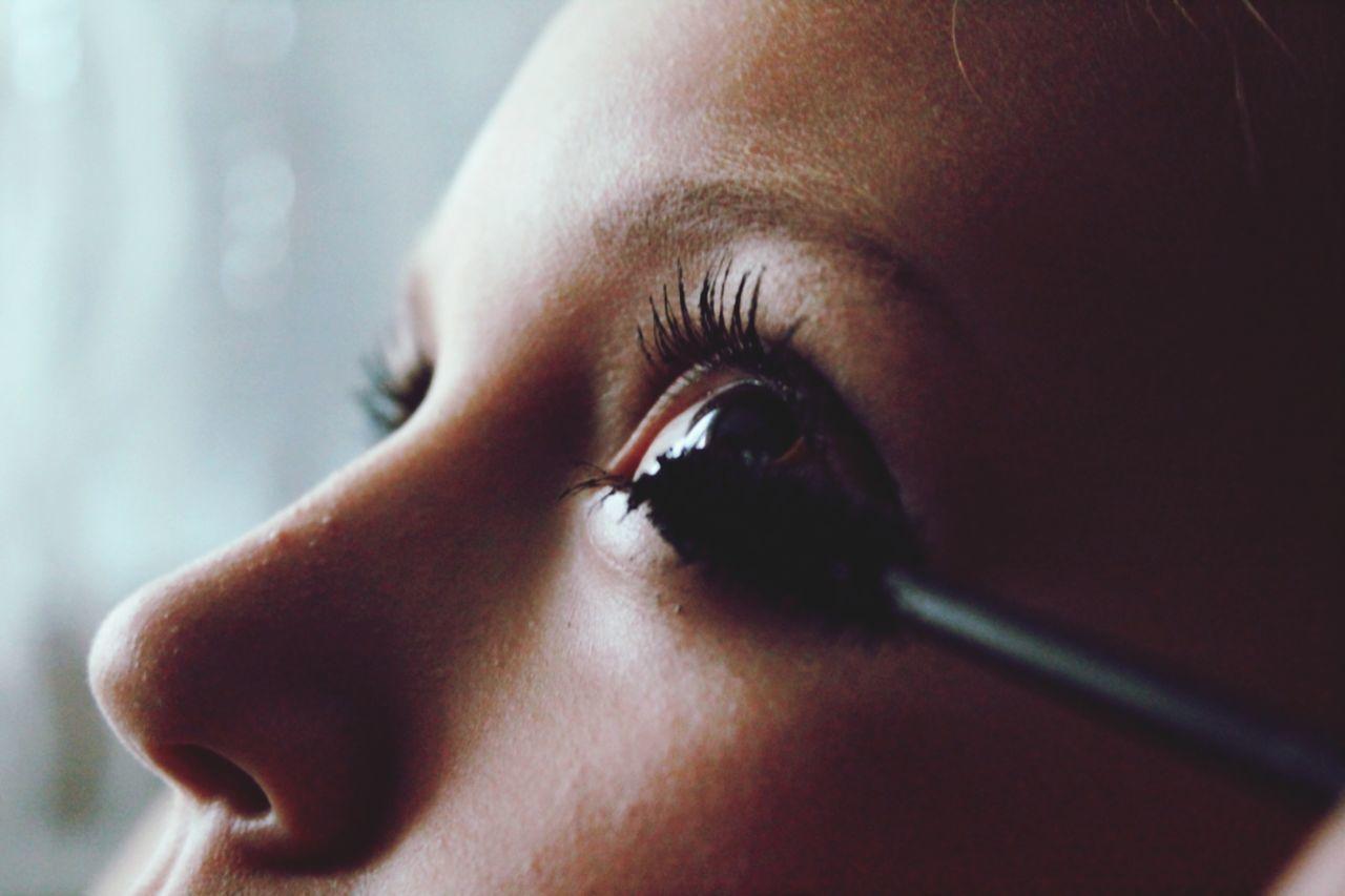 Beautiful stock photos of make-up, Applying, Beauty, Black, Close-Up