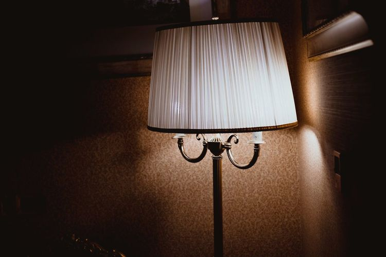 EyeEm Selects Lighting Equipment Electric Lamp Illuminated Indoors  Electricity  Lamp Shade  No People Home Interior Close-up Night Technology