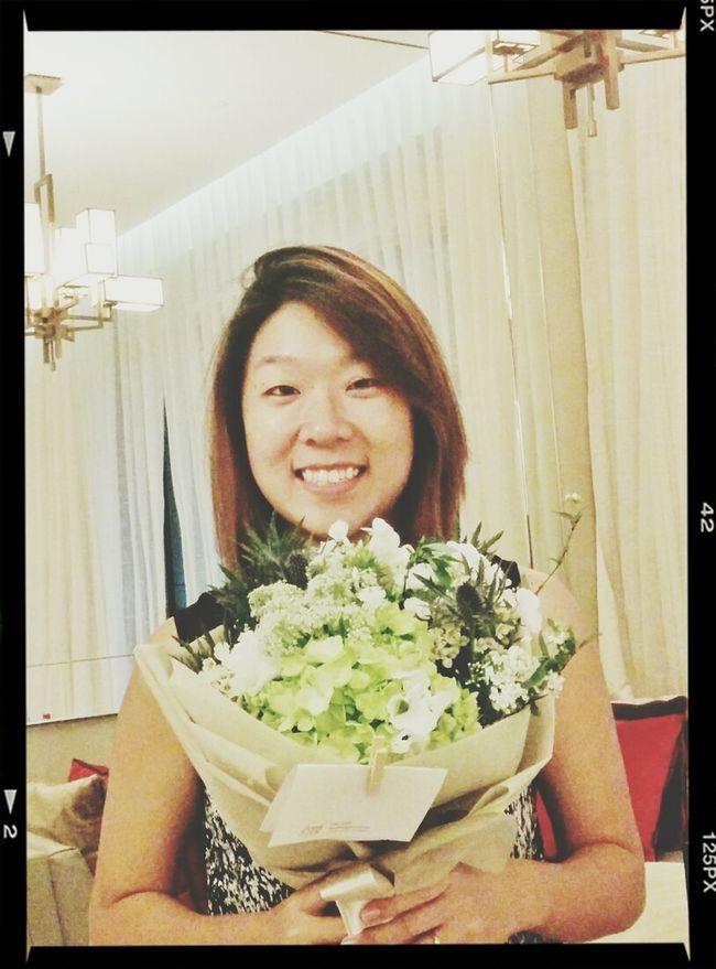 Happy Anniversary ! Hydrangea Checking In Family Matters