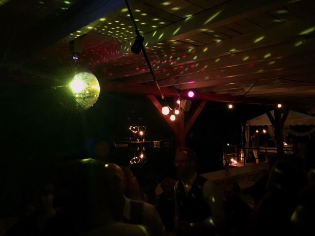 Disco Ball Party Nightlife