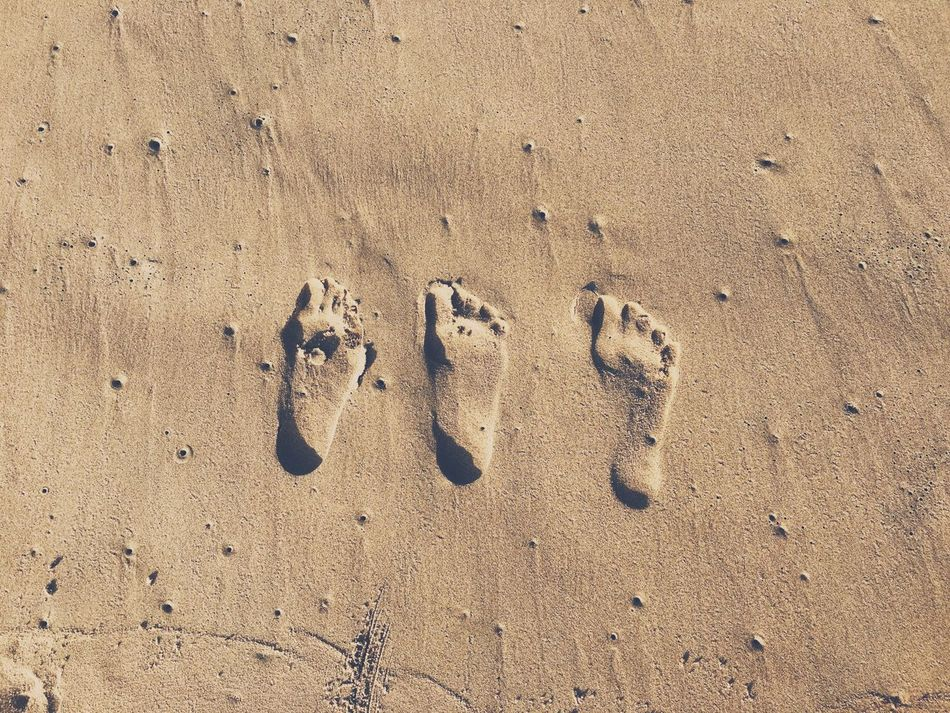 Feet Vacation Family Family Time Travelling FootPrint Footprints Footprints In The Sand Showcase March Sand Beach Beachphotography Beach Photography Vietnam Da Nang VSCO Vscocam Vscogood
