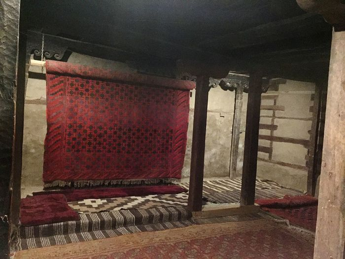 Inside siiting area of prince of Baltit Fort Hunza Red Hidden Gems  Hunza Valley Pakistan Traveling My Country In A Photo Hunza Karimabad Interior Taking Photos Capture The Moment