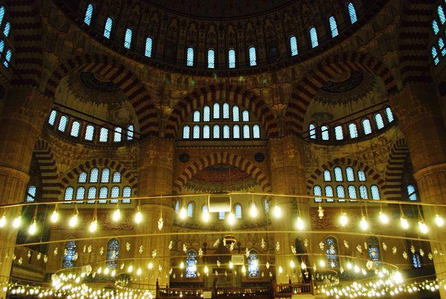 Sinan vol.1 Edirne Koca Sinan Mimarsinan Masterpiece Turkey Selimiyecamii Interior Design Interior Views Lights Mosque Cami Architecture Taking Photos Window Pencere The Architect - 2016 EyeEm Awards