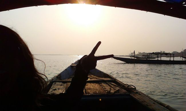 Boatrides Peace ✌ Lifeisbeautiful