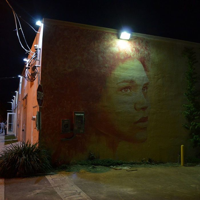 Rone Miami Artbasel ArtBasel14 Wynwood WynwoodWalls WynwoodArtDistrict StreetArt StreetCulture Graffiti Art Mural