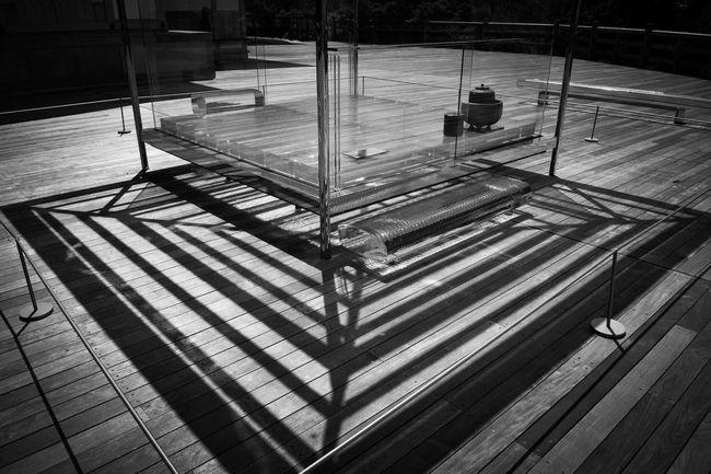 将軍塚青龍殿 吉岡徳仁「ガラスの茶室」 Enjoying Life Shadows & Lights Art Design
