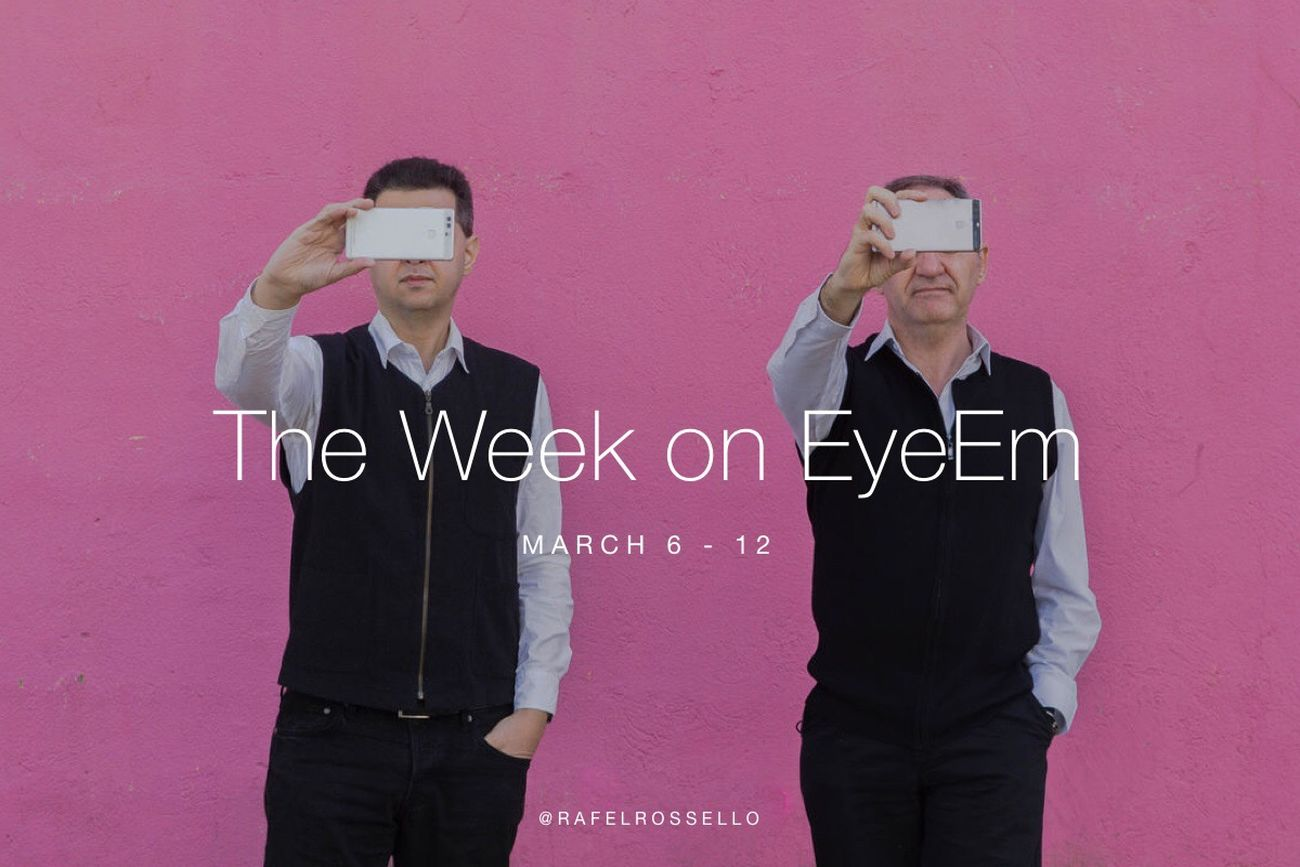 Your fresh curation of the week's finest photography is here! https://www.eyeem.com/blog/?p=64582 💖 The Week On EyeEm 💖