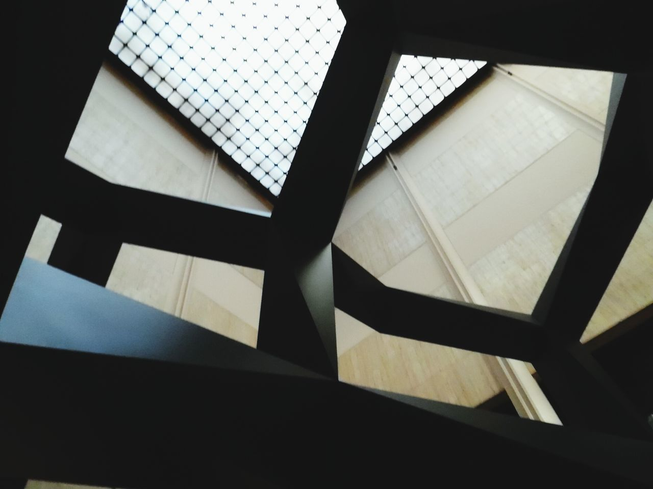 indoors, window, low angle view, no people, education, architecture, built structure, day, close-up