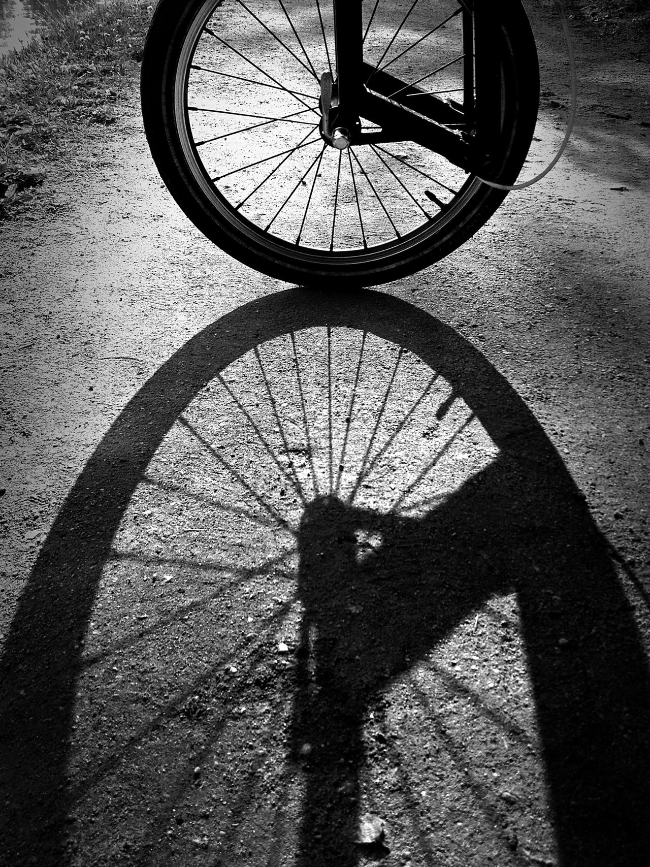 Beautiful stock photos of bike, Bicycle, Day, Focus On Shadow, No People