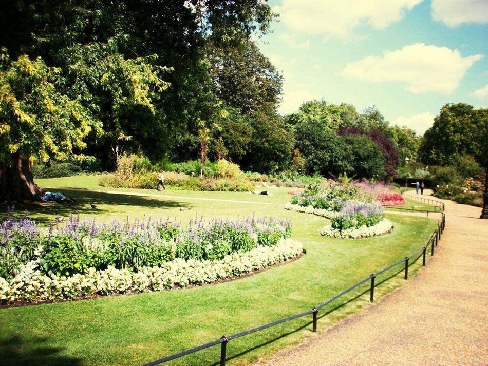 Relaxing Garden Chilln Amazing Hyde Park Loveit