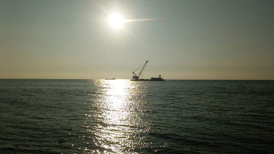 海〜! Sky&ocean Nature_collection Sky_collection Ocean View Sunset これから花火大会🎆