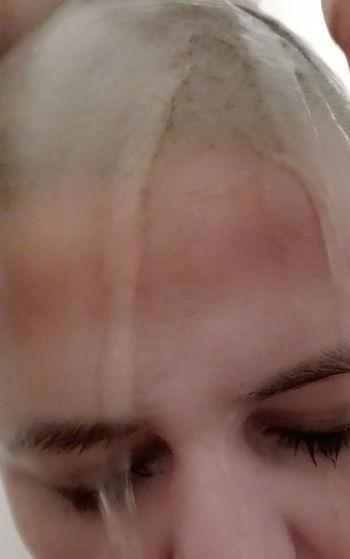 Close-up Eyelash One Person Shower Selfies Washing Emotions 3XSPUnity