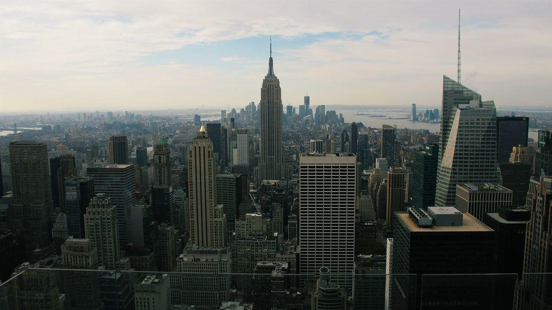 Rockefeller esb in newyork