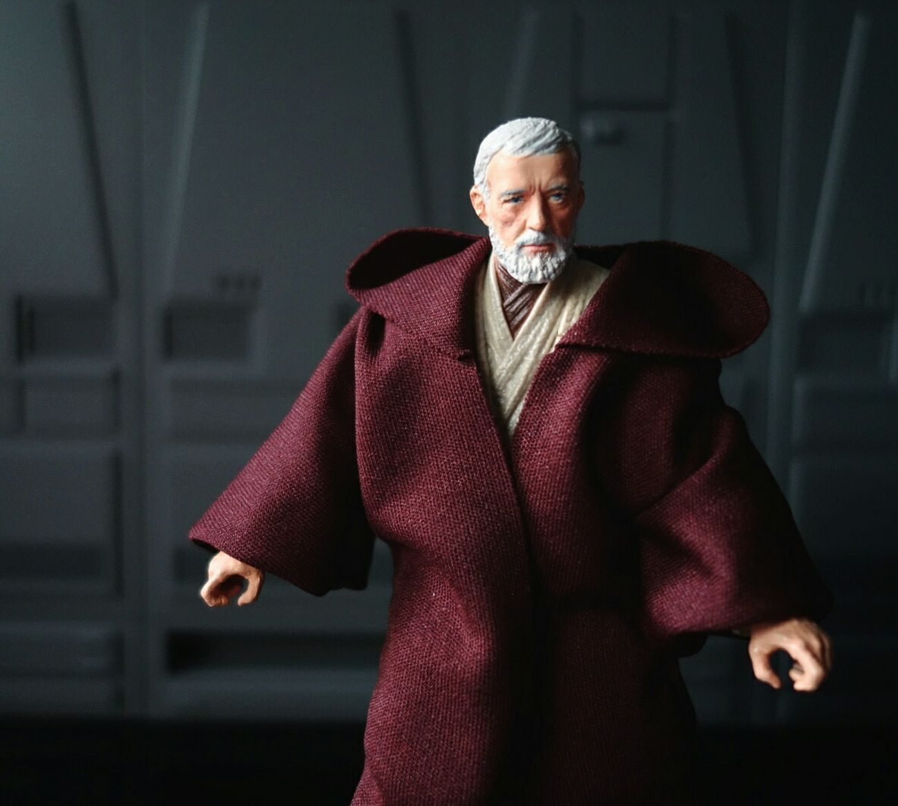 Return of the Jedi Benkenobi Obiwankenobi Anewhope Jedi StarWarsCollection Starwarstoys Custompaint Starwars