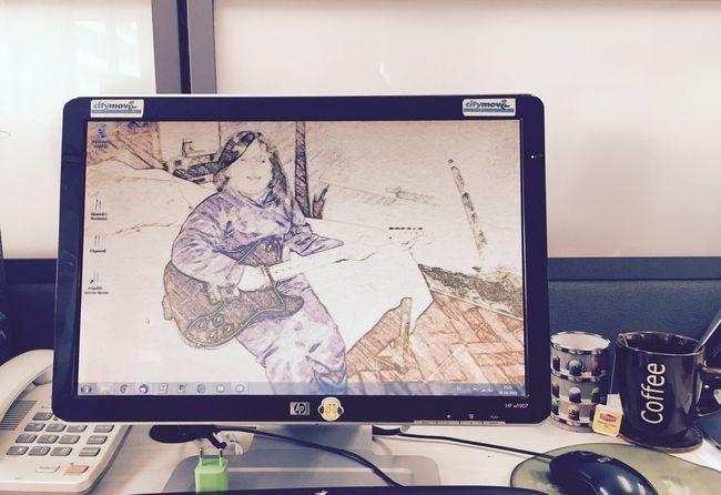 My Desk My Job