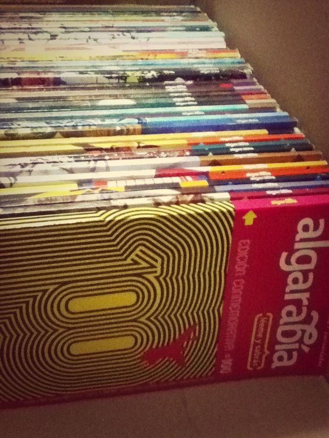 Preparando La Mudanza. Algunas De Mis Revistas @algarabia