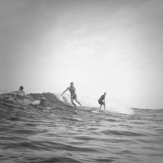Surf of today...share ur happiness in surfing ? Surfing Sea Bali Traveling