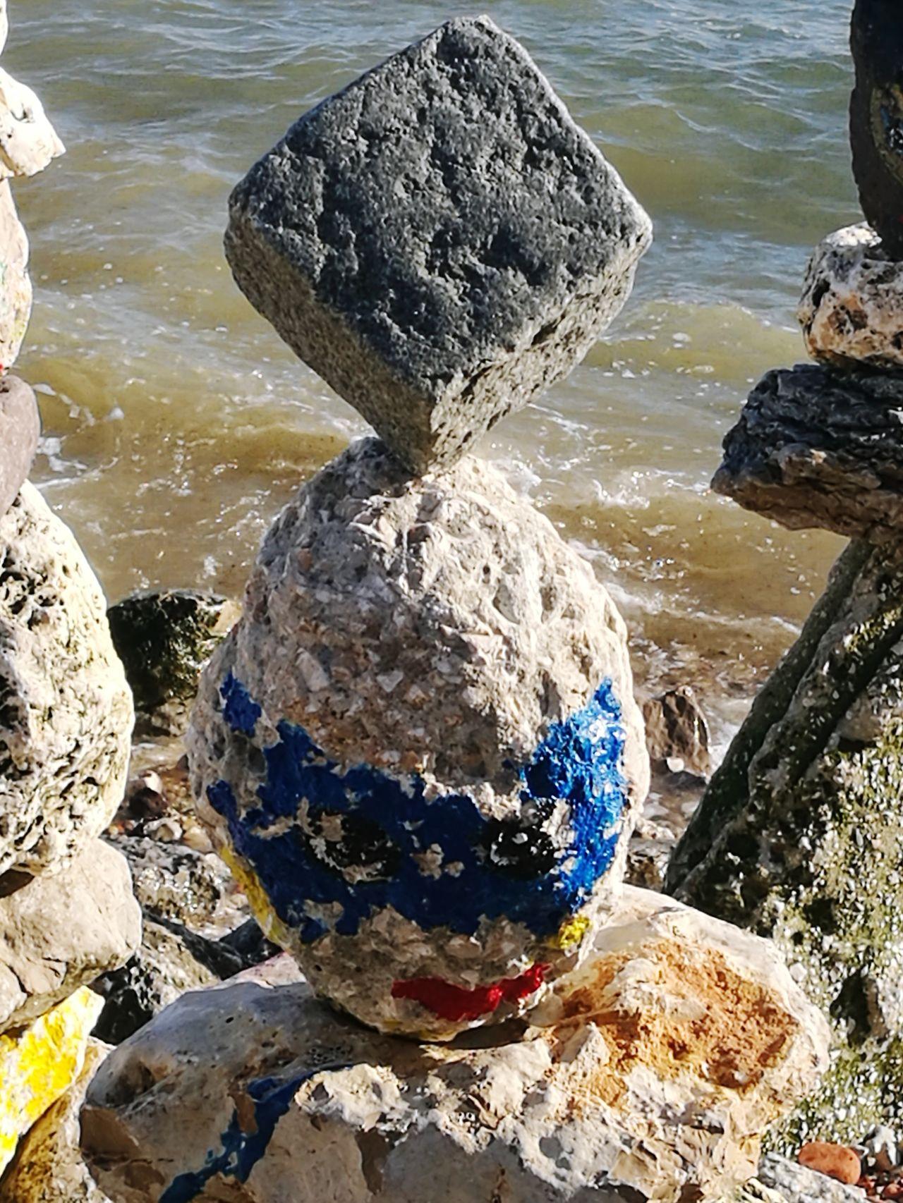 Turtle Ninja Stones Nature No People