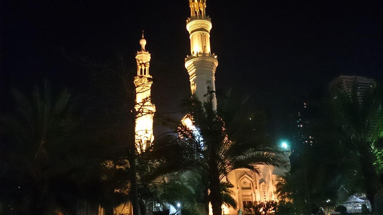 الشارقة مسجد القصباء AlSharjah masjed Alqasba
