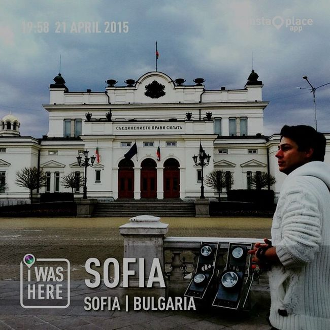 My Bulgaria Travel Series : Sofia, Bulgaria City Walks Tour with Georgiev Taking Photos For My Own Photo Journal Life Is Beautiful In Foreign Land Solotraveler By Myself Enjoying Every Moment Travel Photography Eye Em Around The World Lizara ❤️ - Be strong enough to stand alone. Smart enough to know when you need help. And brave enough to ask for it! ❤️✨✨💋✈️