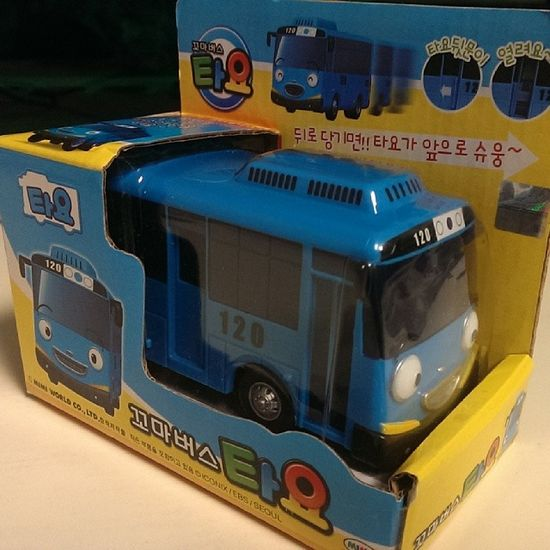 Tayo the little bus Tayo Toy