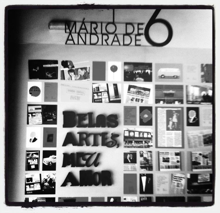 IPhoneography Movies São Paulo Black & White