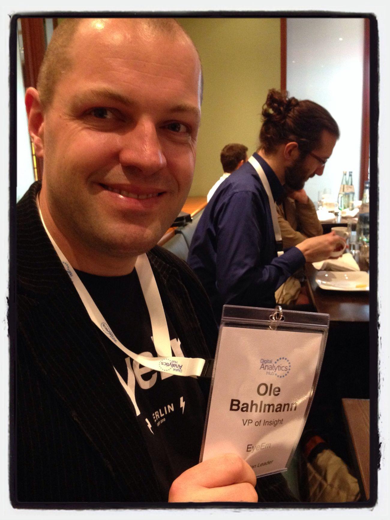 Ole Bahlmann DA Hub Measure First Eyeem Photo