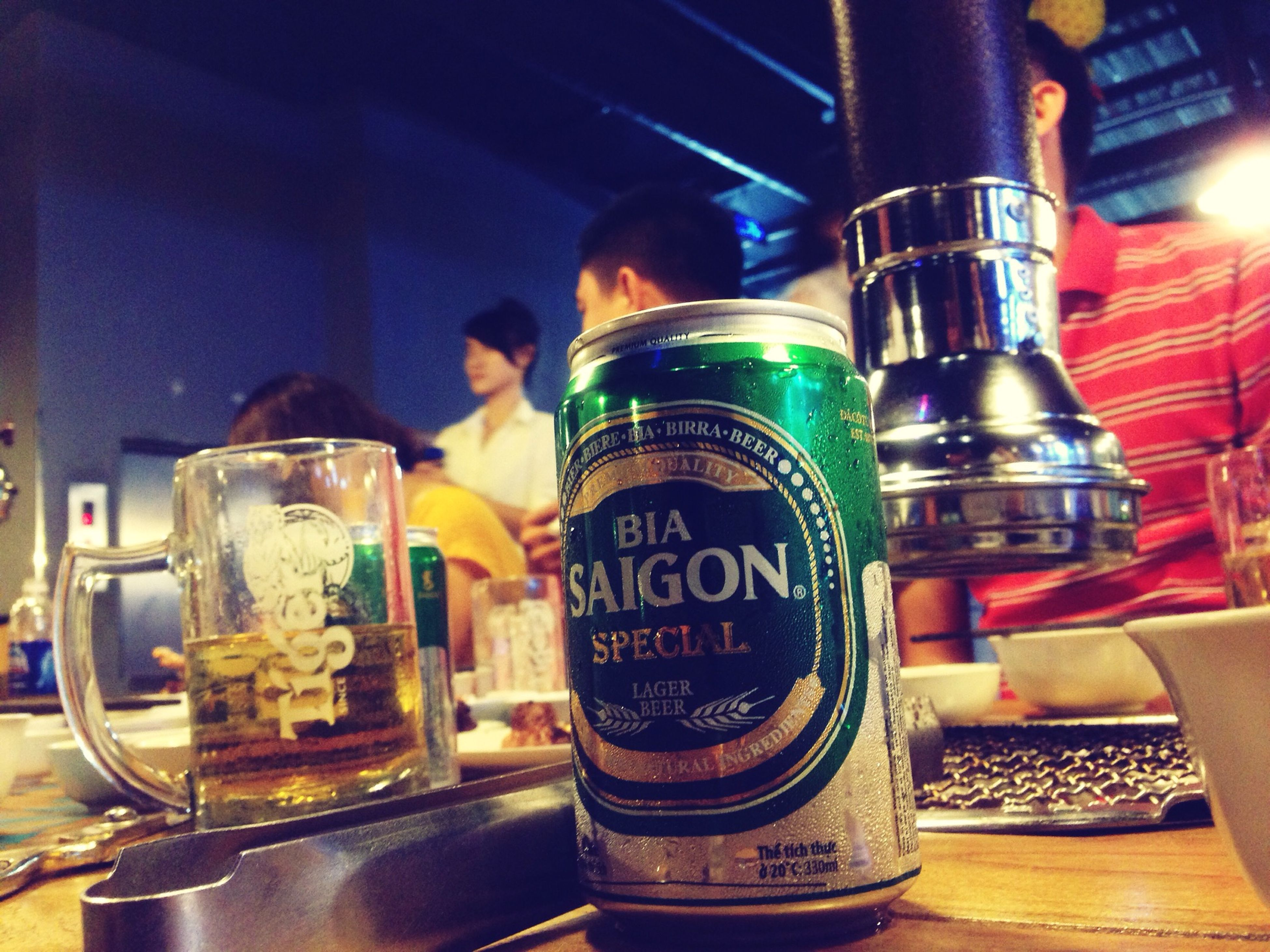 Relaxing Time SaigonBeer Lifetime