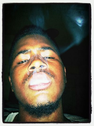 Jus smoked out #high