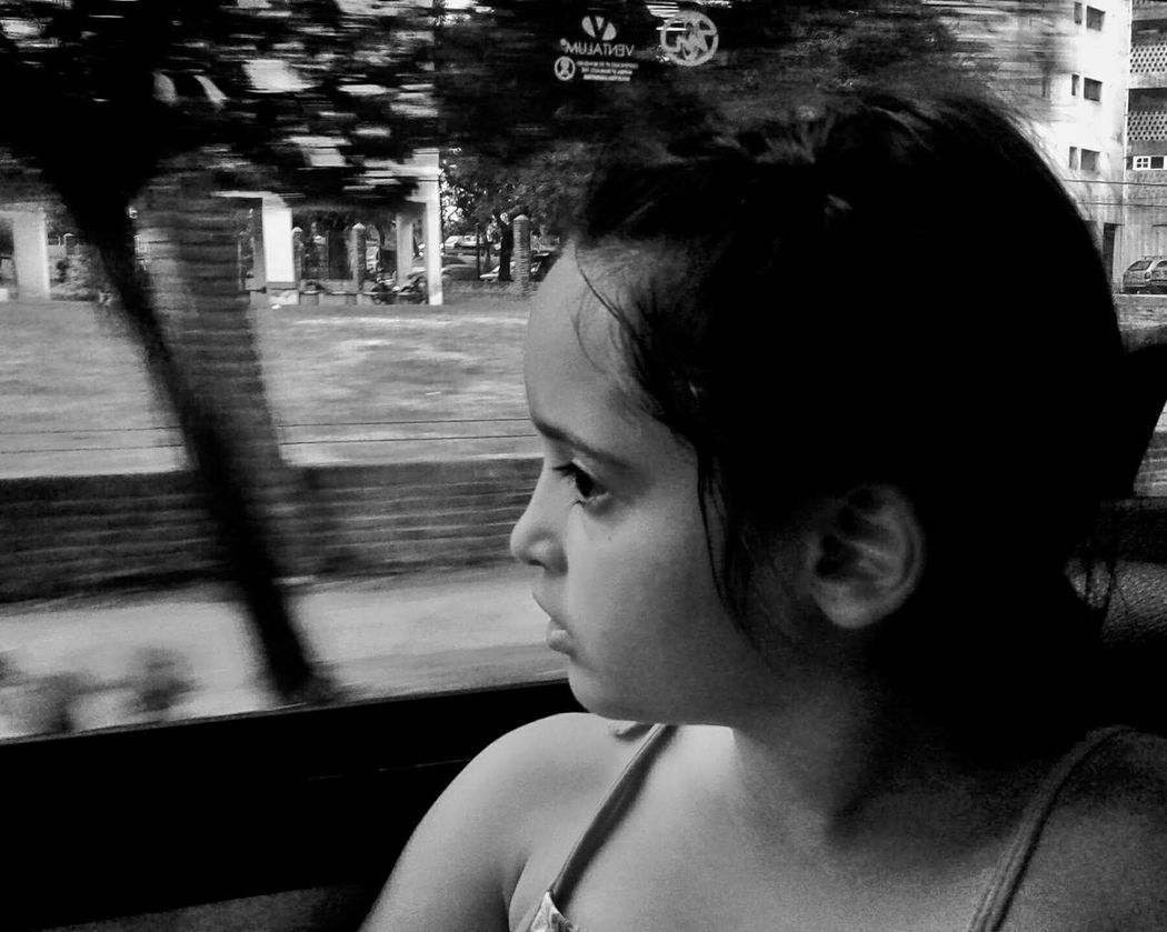 Black & White Black And White Photography Monochromatic Monochrome Photography Looking Through Window Child