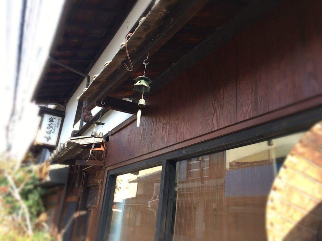 Kyoto,japan Wind‐bell Wind Chime Kyoto Tradisional House Japanese Wind Chime