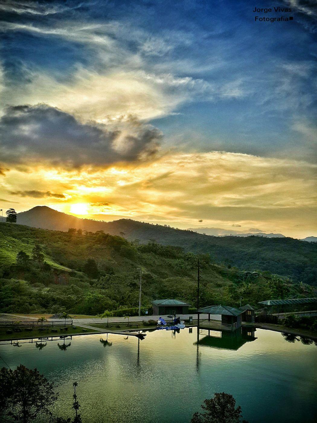 No hay nada más lindo que la fotografia Paisaje Nature Photography Atardecer Color Samsungphotography