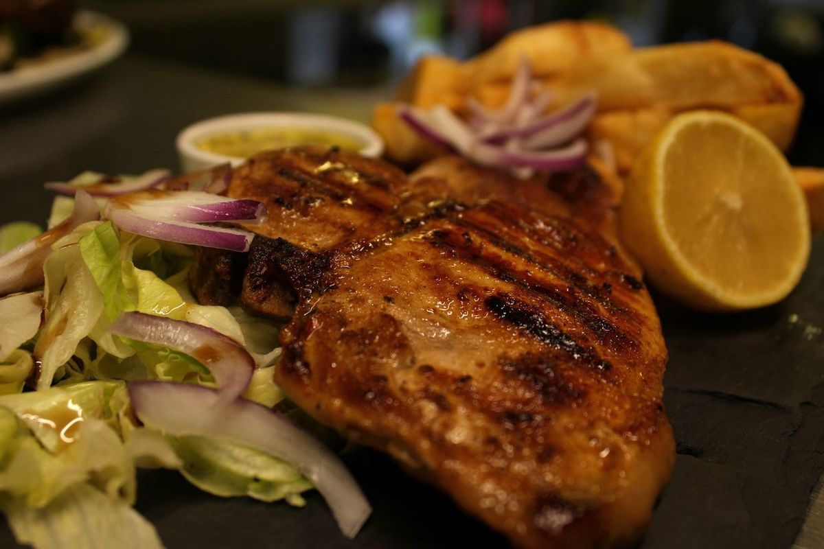 Food Photography Shallow Depth Of Field Pieri's Mediterranian Grill House