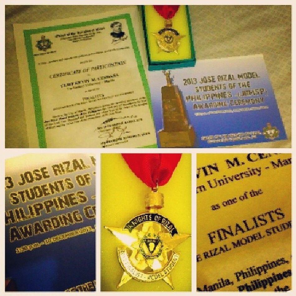 JOSE RIZAL MODEL STUDENTS OF THE PHILIPPINES 2013 JRSMP ;)) FEUrepresent