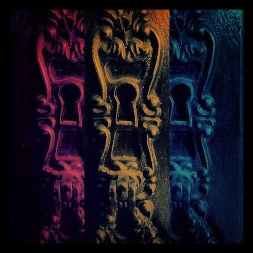 Door Outher 3colors Instagram fotografia AndyWarrol 70 vintage