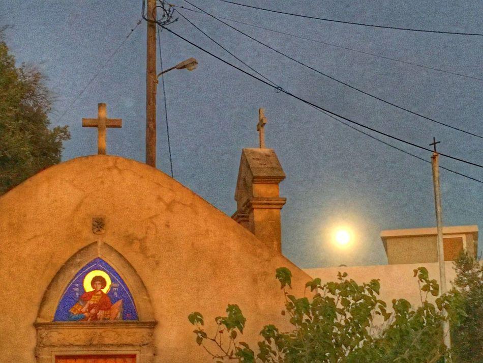 Kreta Plakias Greece Church