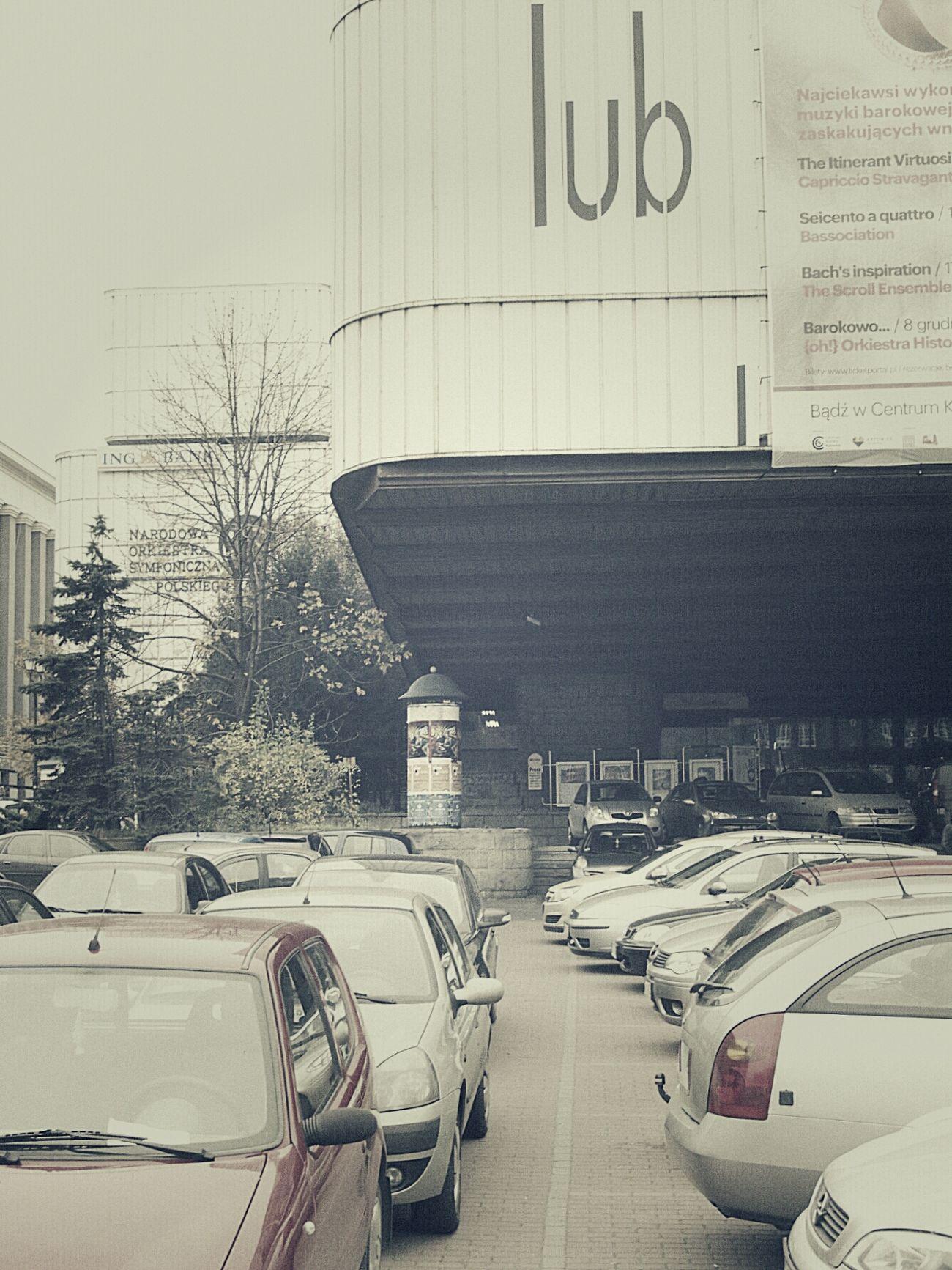 dictatorship of space. katowice, poland. october 2o13. Eye4photography  Streetphotography Urban Landscape Architecture