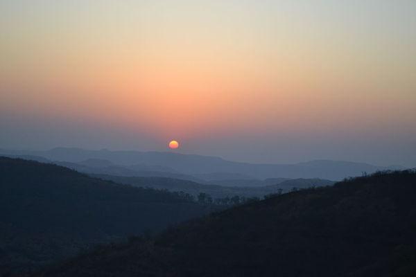 click at Sinhgad treak in morning5clock