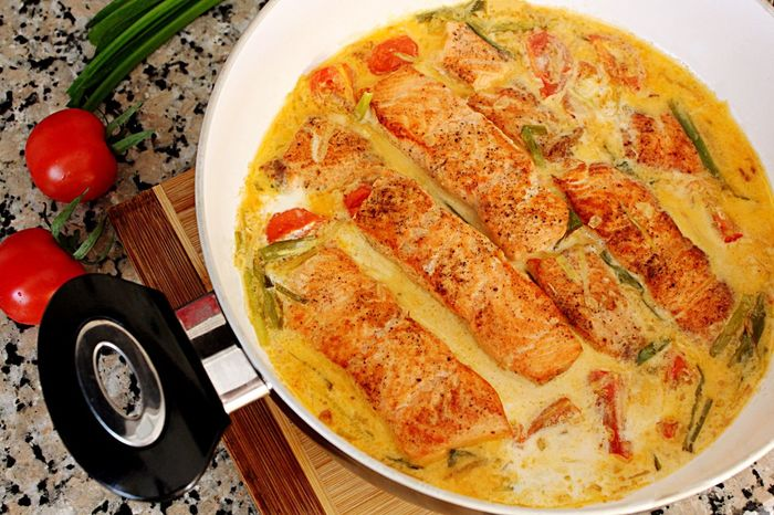 Food Food And Drink Homemade High Angle View Indoors  Healthy Eating Freshness Vegetable Casserole Meal