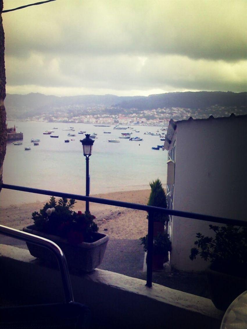 Coast Pontevedra Bueu Beluso